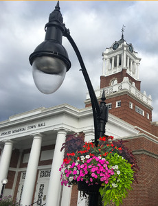Spencer Downtown Flower Basket Watering Donation